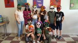Ateliers créations de masques (Cavalcade)