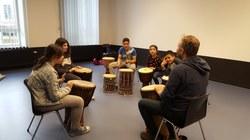 Ateliers de percussions (Cavalcade)