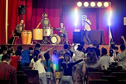 Concert jeune public avec les Jeunesses musicales